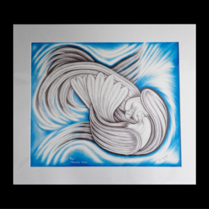 Unity- matted print