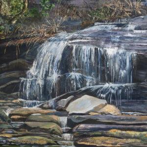 Falls on Deep Creek